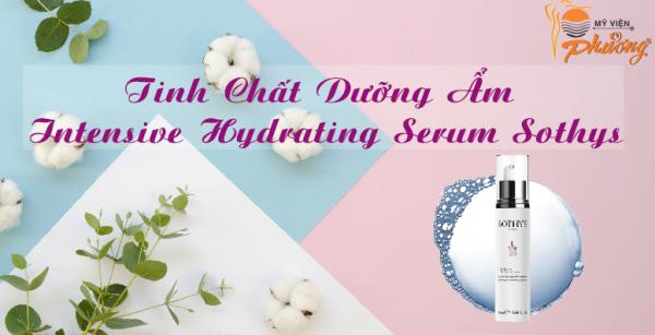 Tinh chất dưỡng ẩm Intensive Hydrating Serum Sothys
