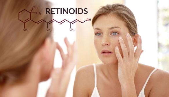 Retinol trong trẻ hoá da hiệu quả